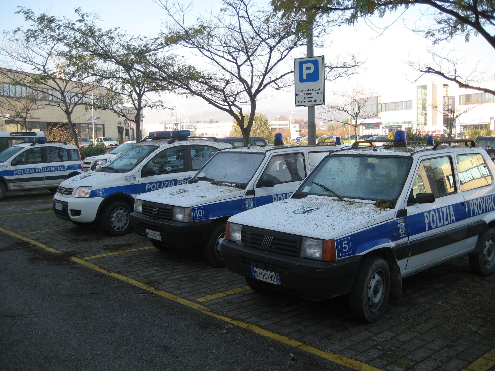 polizia provinciale CONTROLLI AMBIENTALI 083