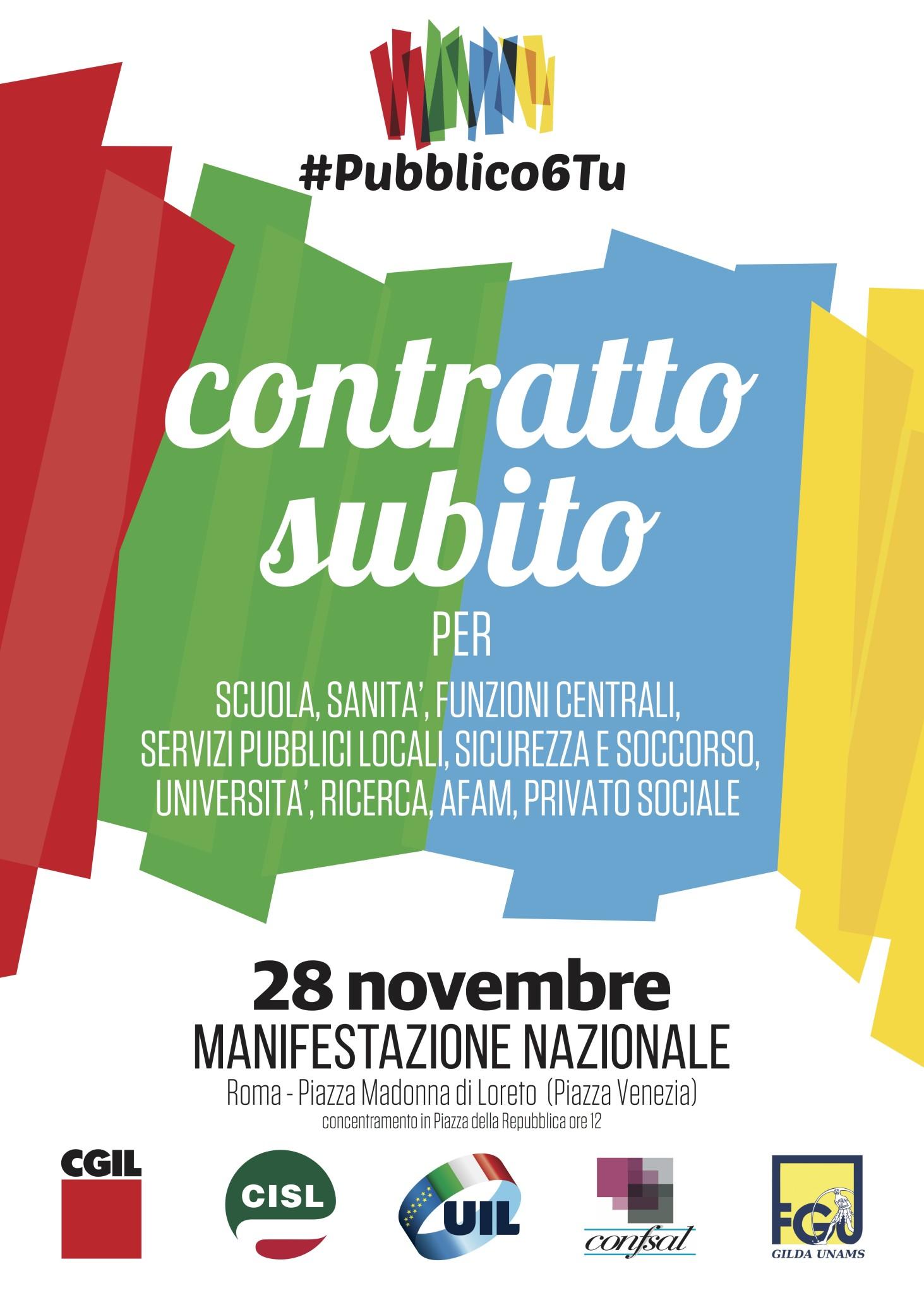 Manifesto 28novembre